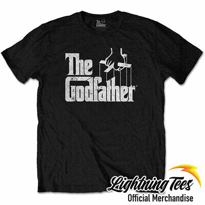 £12.95 • Buy Official The Godfather Logo Title Poster Movie T-Shirt