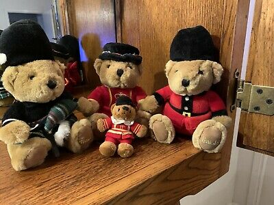 Harrods Teddy Bears • 10£