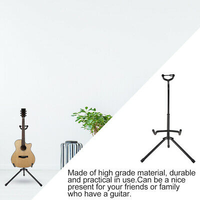 $ CDN32.91 • Buy 1Pc Guitar Holder Bass Support Guitar Stand Holder Instrument Display Stand