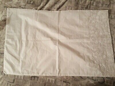 JEFF BANKS POUR LA MAISON HOUSEWIFE PILLOWCASE Brand New Out Of Pack. • 5£