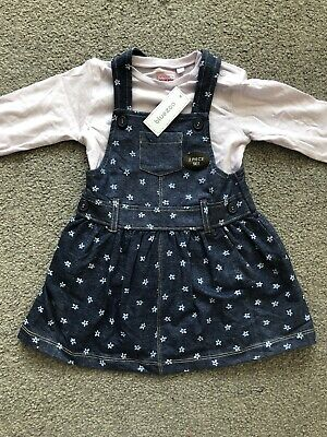 Baby Girl Blue Zoo Set 9-12 Month BNWT • 1.60£