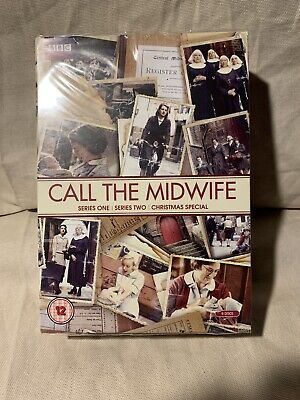 £7.99 • Buy Call The Midwife - The Collection (Sealed 6-Disc Set, Box Set)