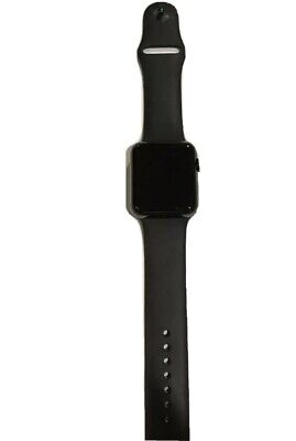 $ CDN329.54 • Buy Apple Watch Series 3 42mm Space Black Stainless Steel Case (GPS + LTE Cellular)