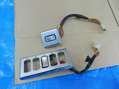 AU295 • Buy Ford Xa Xb Electric  Window Switches Suits Gt Gs Coupe Sedan/genuine Ford