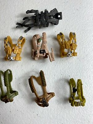 $ CDN3.02 • Buy GI Joe Cobra 25th 30th 50th ROC POC Star Wars Figure Lot Custom Fodder 10