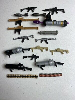 $ CDN1.33 • Buy GI Joe Cobra 25th 30th 50th ROC POC Star Wars Figure Lot Custom Fodder 24