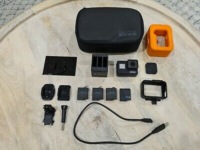 AU285 • Buy GoPro Hero 7 Black, Great Condition With 4 Batteries & Accessories.