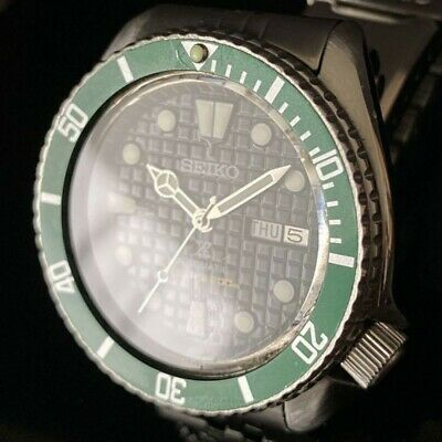 $ CDN843.65 • Buy SEIKO 3rd DIVER Automatic Antique Watch Green 6309-7290 From Japan
