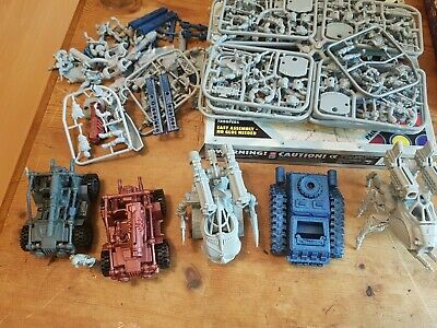 Airfix Robogear Wargaming Click Together Job Lot. Spider Troopers Spares/repairs • 15£