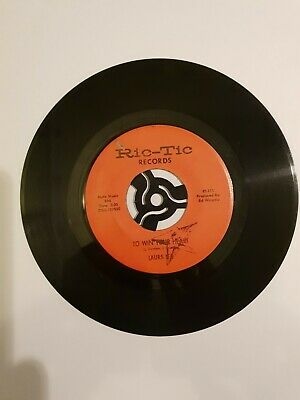 Laura Lee 'To Win Your Heart ' A Northern Soul Classic  • 30£