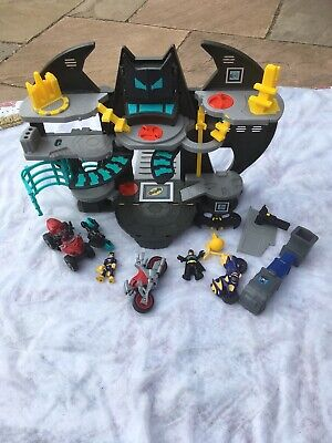Imaginext Batman Cave • 10£