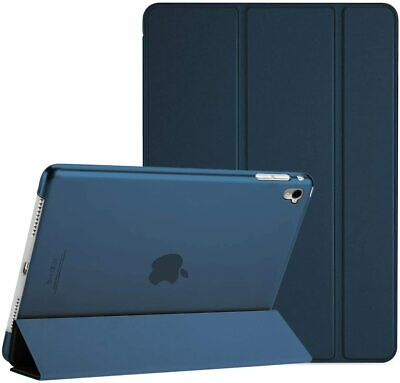 Slim Smart Magnetic Stand Case For Apple IPad Air 1st(GEN) Blue Model A1474A1475 • 6.99£