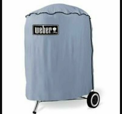 "$ CDN21.24 • Buy Weber 8551 Grill Cover For 18.5"" Kettle Charcoal Barbecue Grills"