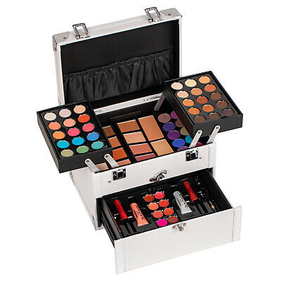 AU26 • Buy Professional Makeup Kit Eyeshadow Palette Blusher Lip Gloss Set Beauty Case Gift