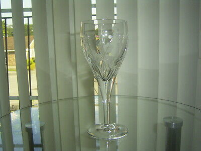 Royal Doulton Crystal Chelsea Large Wine Glass 7.1/2  First Quality • 9.99£