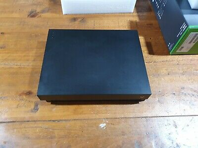 AU299 • Buy Microsoft Xbox One X 1TB Black Home Console