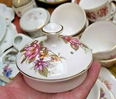 Colclough  Wayside    Replacement TEAPOT LID ONLY Honeysuckle • 6.95£
