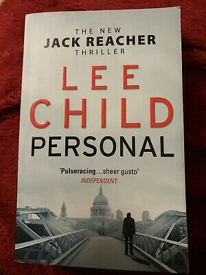 Personal: (Jack Reacher 19) By Lee Child (Paperback, 2015) • 3.50£