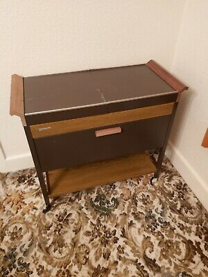 Ekco Hostess Trolley  In Working Order, Read Details. 70s Retro Classic  • 0.99£
