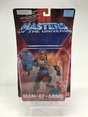 $18 • Buy 2002 Mattel MOTU Masters Of The Universe 200x Man-At-Arms Sealed