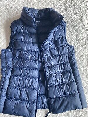 AU20 • Buy UNIQLO Lightweight Down Puffer Vest Jacket Size Small