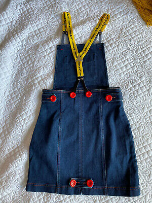 AU28 • Buy Alice McCall Pinafore Size 10 New