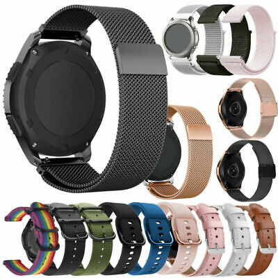 AU11.99 • Buy AU Various Watch Band Strap For Samsung Galaxy Watch 3 41/45mm Active 2 40/44mm
