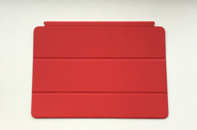 """£25 • Buy GENUINE Apple IPad Smart Cover Pro 10.5"""" / Air 3 / 7th / 8th Gen 10.2 RED"""