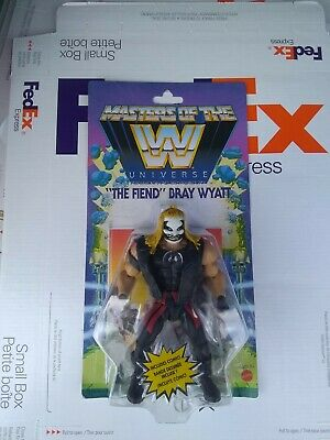 $32.99 • Buy Masters Of The WWE Universe The Fiend Bray Wyatt Action Figure IN HAND Walmart