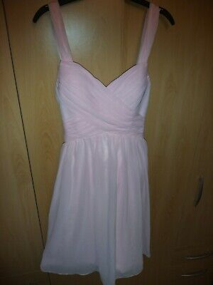 £7 • Buy Pink Coctail Evening Prom Dress