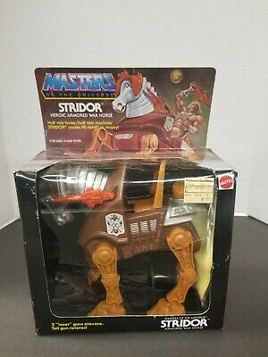 $190 • Buy MOTU, Stridor, Masters Of The Universe, MISB, Sealed Box, He-Man Vintage, MOC