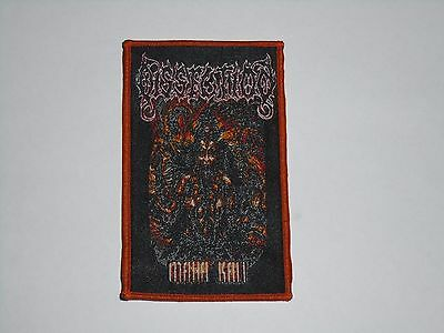 $6.99 • Buy Dissection Maha Kali Woven Patch