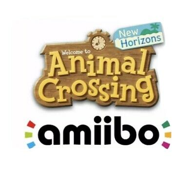 AU3.50 • Buy Amiibo PICK ANY* Villagers ACNH NFC NTAG215