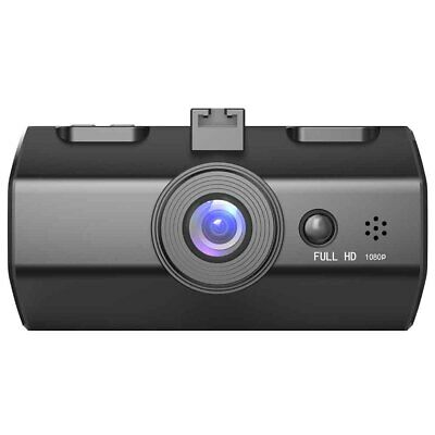 AU22.98 • Buy 2.2 170° DVR Recorder Dash Cam FHD 1080P Front And Rear Car Dashboard Camera