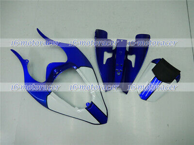 $207.48 • Buy Blue White Injection Rear Tail Seat Cover Fairing Fit For YZF R1 2004-2006 A#05