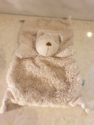Mamas And Papas Once Upon A Time Crumble Teddy Bear Comforter Soft Toy Baby • 15£