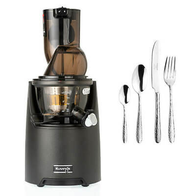 Kuvings EVO820 Evolution Cold Press Juicer Black With FREE Gift • 479£