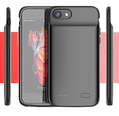 £19.99 • Buy External Charging Magnetic Power Case Cover For IPhone 6 7 8 Plus X XR 11 12 PRO