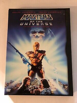 $1.50 • Buy Masters Of The Universe Dvd