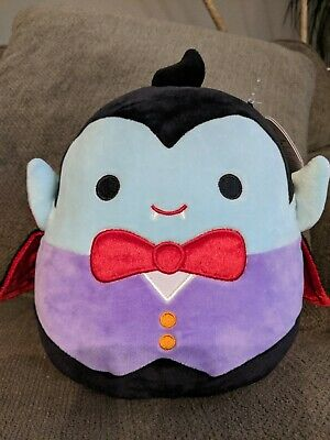 $ CDN30 • Buy Squishmallows Halloween 8  Inch Exclusive Vince Vampire Dracula Fall 2020 HTF