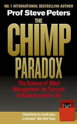 Chimp Paradox: The Acclaimed Mind Management Programme To Help You Achieve Succe • 21.99£