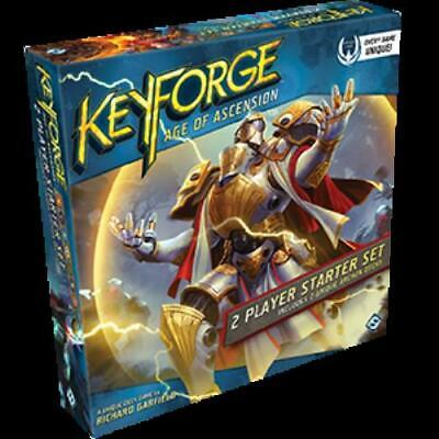 $ CDN33.34 • Buy KeyForge: Age Of Ascension Two-Player Starter