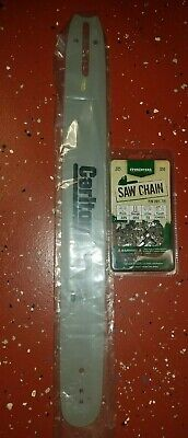 £23.33 • Buy Carlton Hobby Champ Chainsaw Bar And Chain, .325 Pitch, 050 Gauge, 72 Links