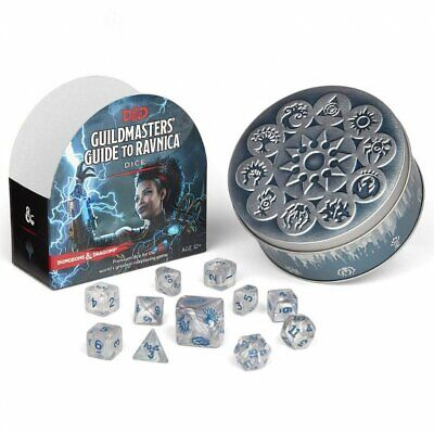 AU60 • Buy Dungeons & Dragons - 5th Edition - Guildmasters Guide To Ravnica Dice Set