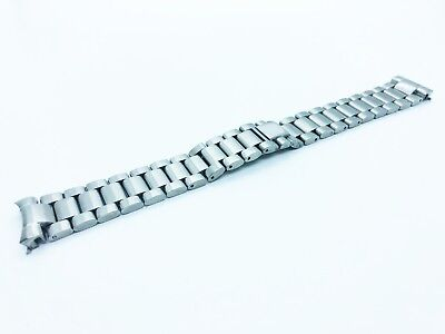 20mm Solid Stainless Steel Strap/Bracelet Fit Omega SeaMaster Watch • 34.50£