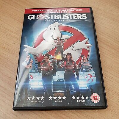 £3.25 • Buy Dvd - Ghostbusters Answer The Call - 3 Disc Dvd Set