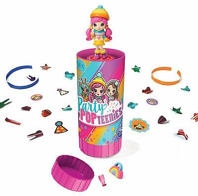Party Popteenies 6044096 Surprise Poppers Toy • 7.94£