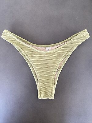 AU15 • Buy Zulu And Zephyr, Curve Bikini Bottom, Olive, AU8
