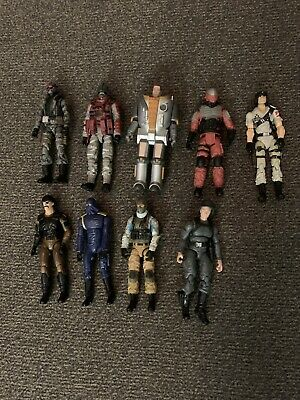 $ CDN15.42 • Buy Gi Joe Figure Lot 25th