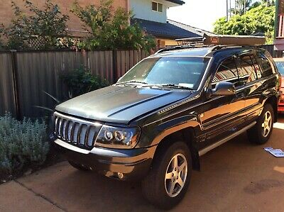 AU1000 • Buy 1999 Jeep WJ Grand Cherokee 4.7L, Auto, Quadra-Drive